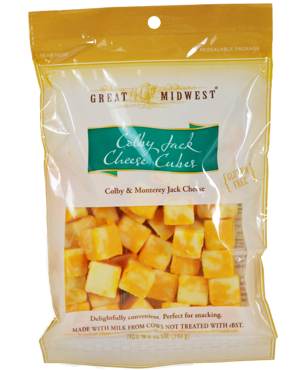 Great Midwest Cheese® | Colby Jack Cheese